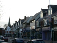 High Street, Weybridge
