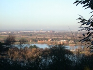 View from St Annes Hill, Chertsey