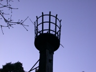 Armada beacon replica, Chertsey