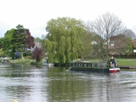 The Thames, Staines