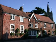 The White Hart restaurant, Chobham