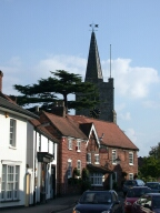 High Street, Chobham
