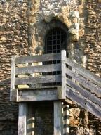 Castle detail, Guildford