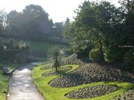 Castle gardens, Guildford