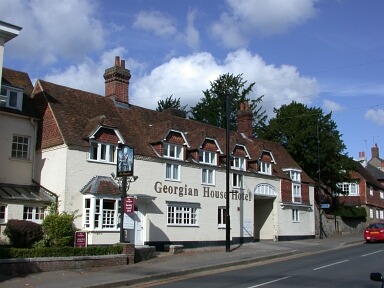 Georgian House Hotel Surrey