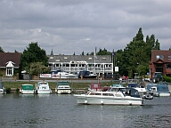View of the Thames, Weybridge