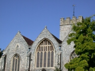 St Mary's Church, Guildford