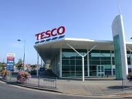 Tesco, Addlestone