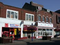 Shops, Woking