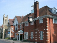 Tourist Information Centre, Farnham