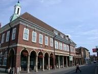 Farnham town centre