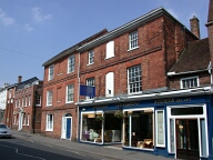 Furnishing shop, Farnham