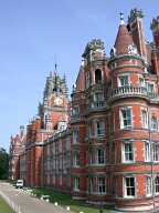 Royal Holloway, University of London, Egham