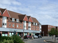 Town centre, Banstead