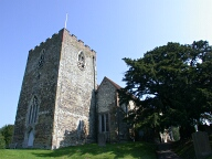 Parish church of St Mary, Oxted