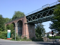 Railway bridge, Oxted