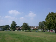 Village green, Godstone