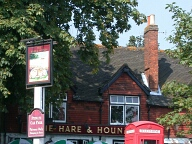 The Hare and Hounds, Godstone