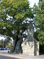 St Peters cross, Lingfield