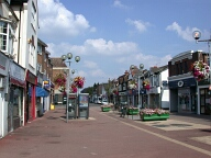 Shops, Horley
