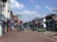 Shops, Horley