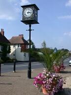 Clock, Merstham