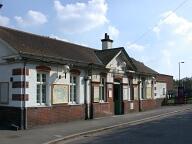 Railway station, Merstham