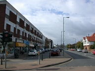 Shops, Ashford