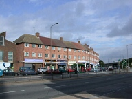 Shops, Sunbury