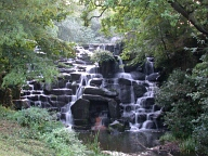 Waterfall, Virginia Water