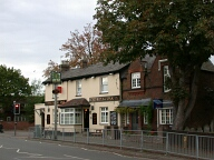 The Royal Oak pub, West Molesey