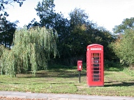 Telephone box, Chiddingfold