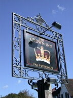 Pub sign, Chiddingfold