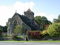 St Marys church, Chiddingfold