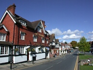 The Swan Inn, Haslemere