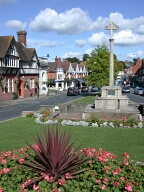 War memorial, Haslemere