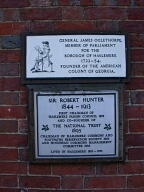 Plaque, Haslemere