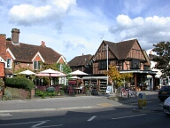 Coffee house, Cranleigh