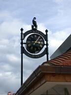 Clock, Cranleigh