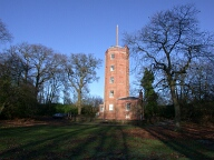 Semaphone Tower, Chatley Heath, Ockham
