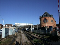 Rail station, Whyteleafe