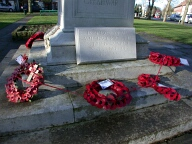 War memorial, Warlingham