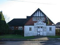 Village hall, Warlingham