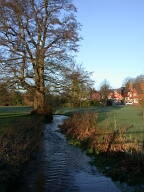 Stream, Abinger Hammer