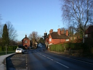 Village, Abinger Hammer