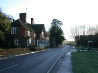 Village shop and tea rooms, Abinger Hammer