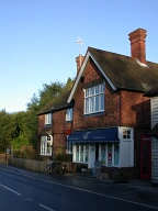 Village shop, Abinger Hammer