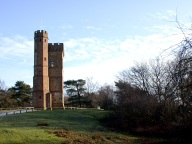Leith Hill Tower, Coldharbour
