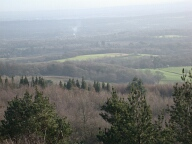 Views from Leith Hill, Coldharbour