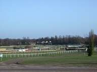 Sandown Park race course, Esher